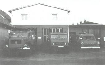Velper Gerätehaus von 1984